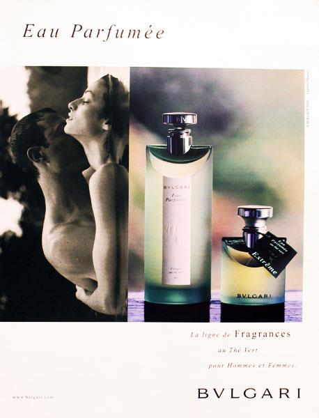 Eau parfumee the vert 1999