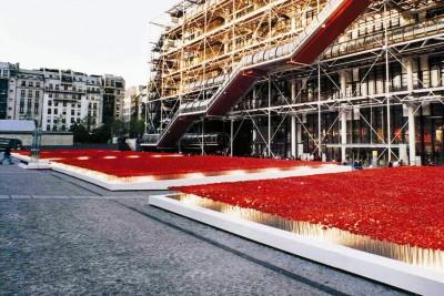 paris-beaubourg centre pompidou