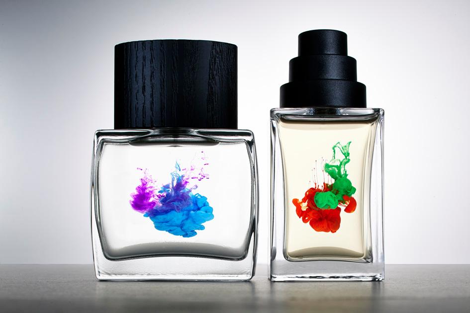 belles molécules- couleur parfum