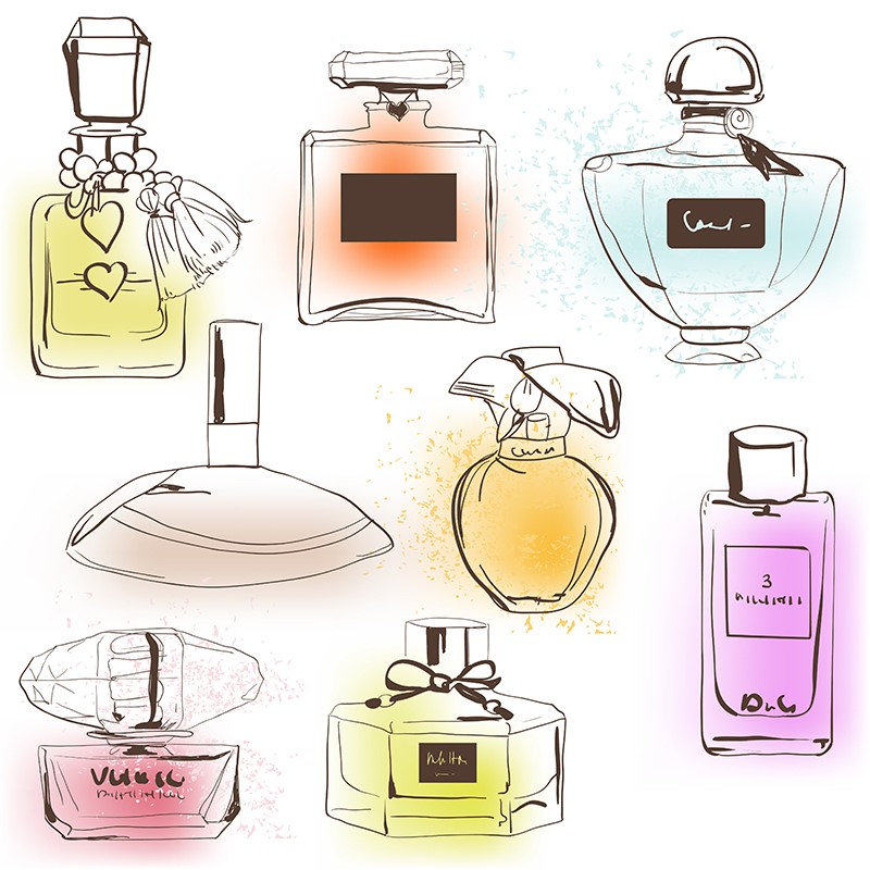 parfums couleur