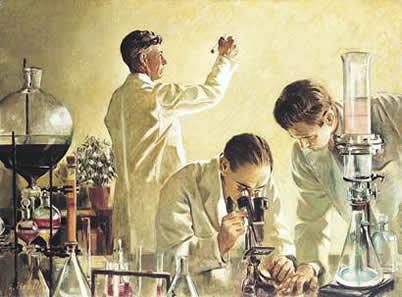 nhà hóa học